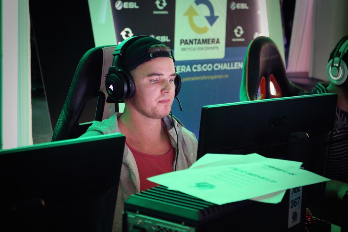 AliGon, med bland andra Jumpy, representerade Team Plantronics under Copenhagen Games.