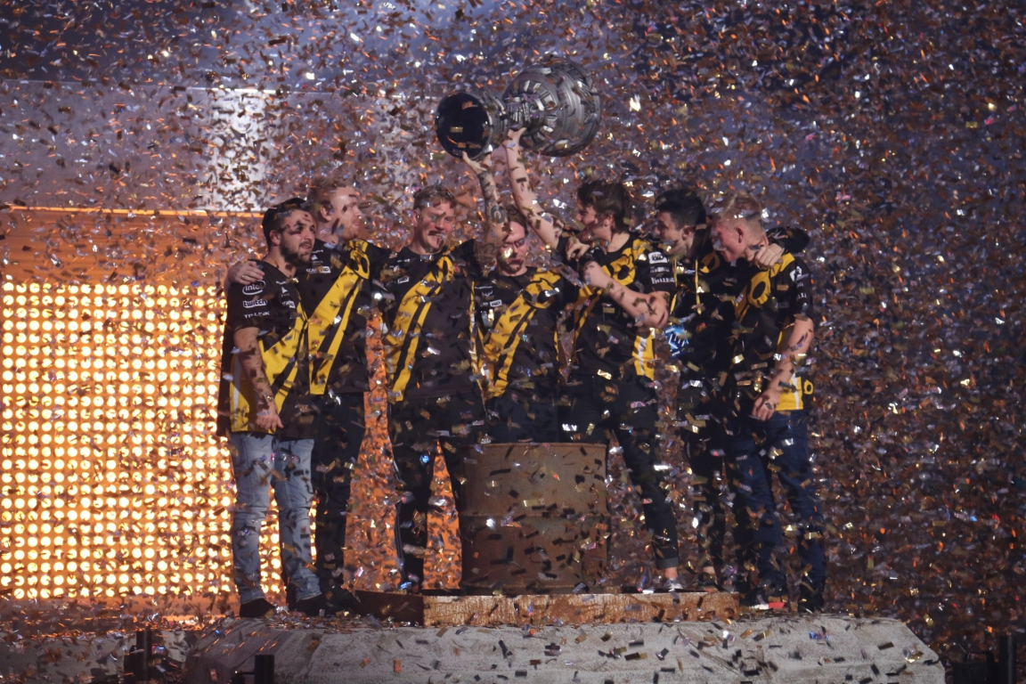 Epicenter, which last year was won by Dignitas, will return in October.