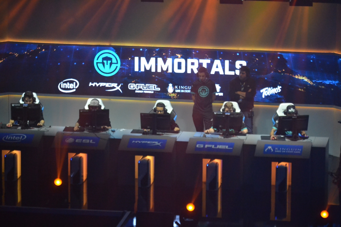 Neither of the two timeouts worked out for Immortals, and friberg outperformed others by a margin, topping the scoreboard at 26 K/6 A/17 D
