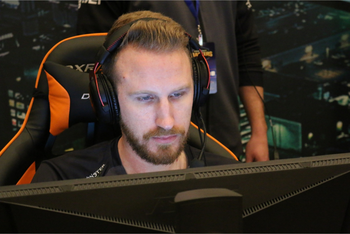olofmeister from Fnatic.