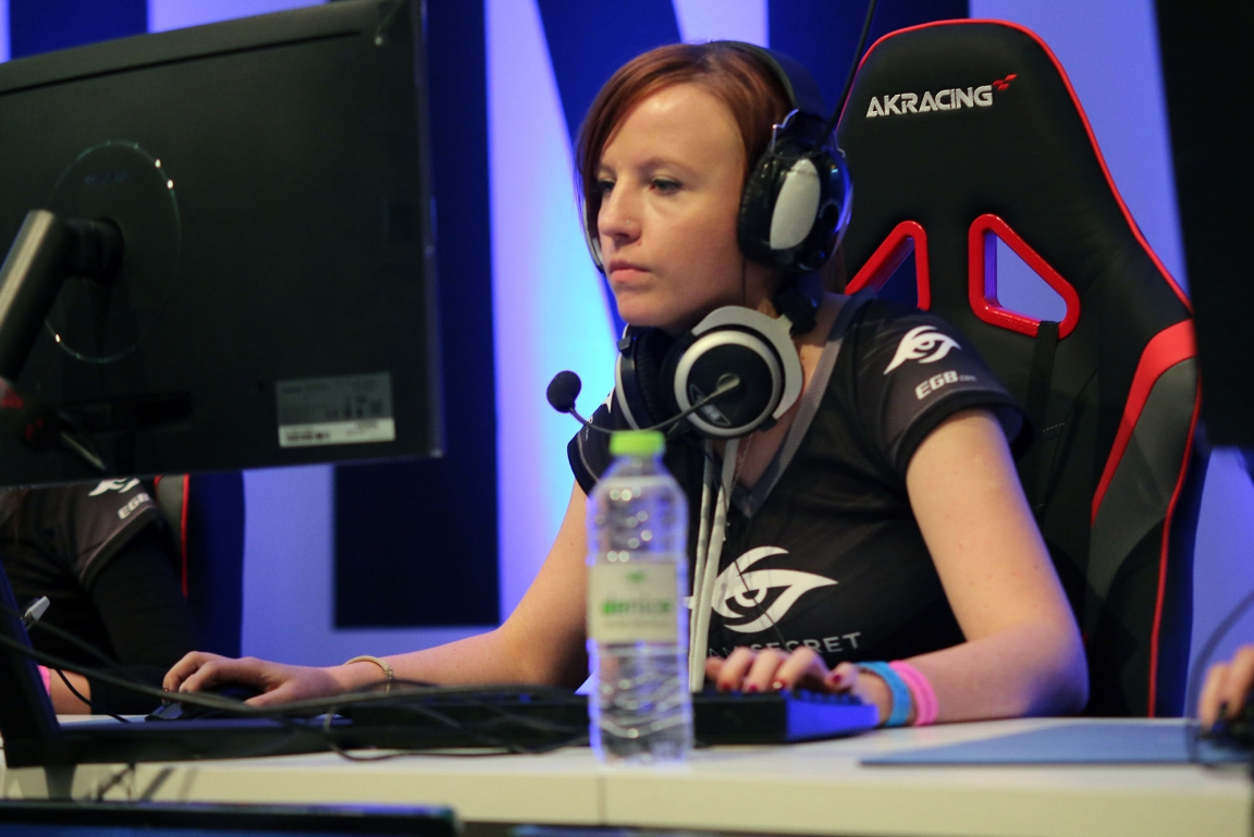 """Prior to learning that it was a hoax, Team Secret player Ksenia """"vilga"""" Klyuenkova gave the alleged ESL decision her support on Twitter."""
