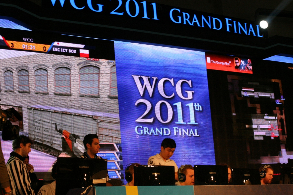 WCG won't feel the same with CrossFire