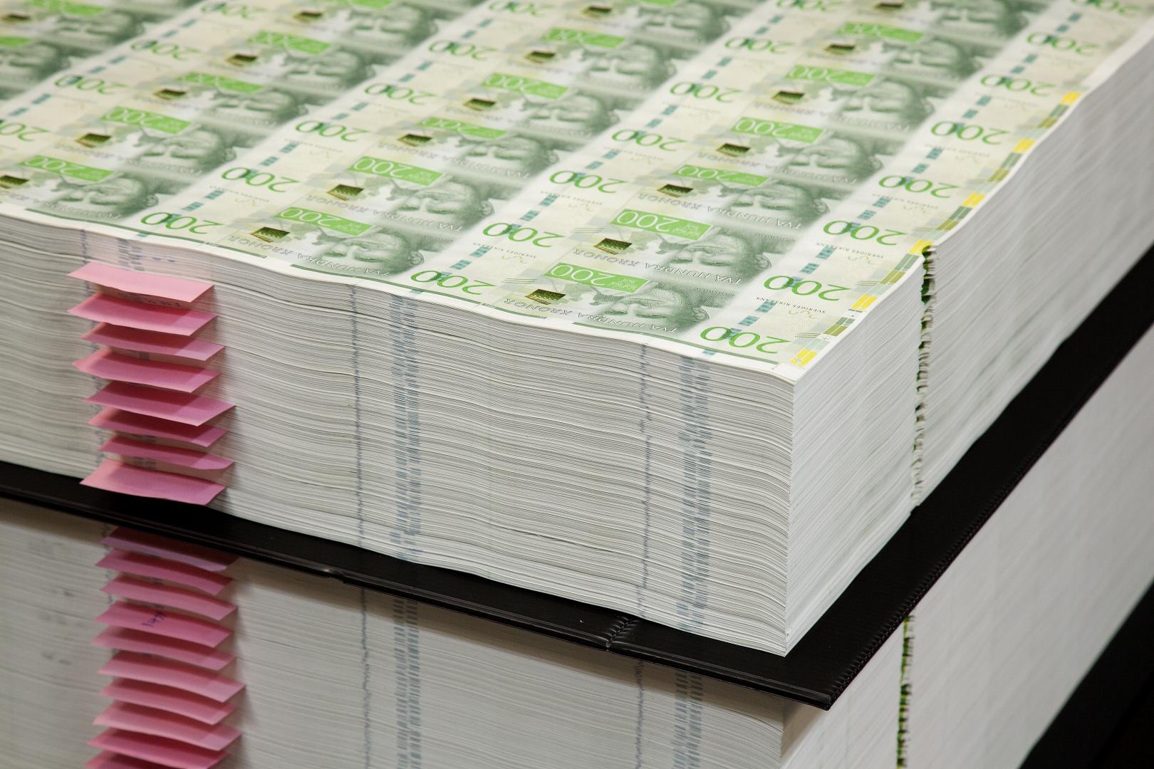 Valve vill, som alla spelutvecklare, tjänar pengar. Något som är helt förståeligt. Foto: Riksbanken