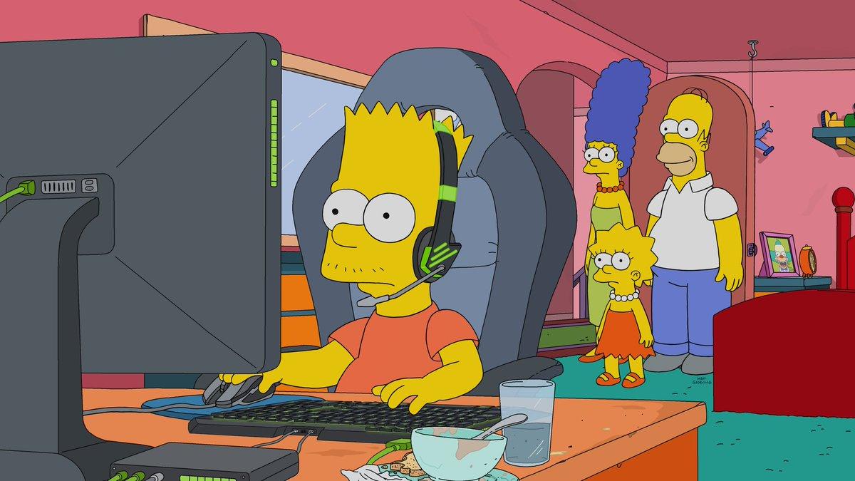Det ser inte ut som att Barts familj är helt med på tåget.