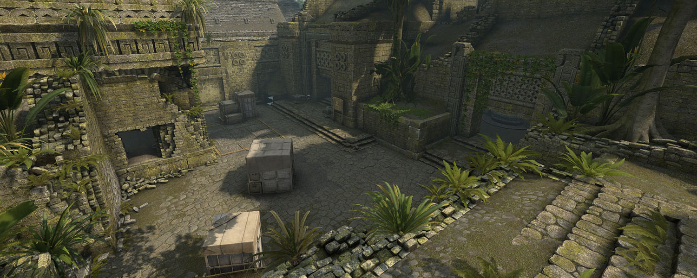 Bombplats A på Ancient