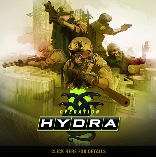 Operation Hydra.