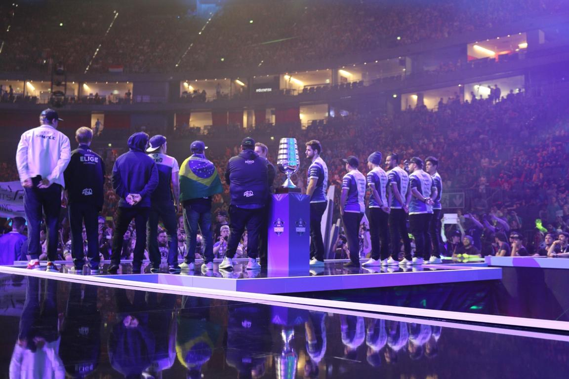 Förra året stod finalen mellan Team Liquid och SK Gaming, där de senare gick ut som vinnare.