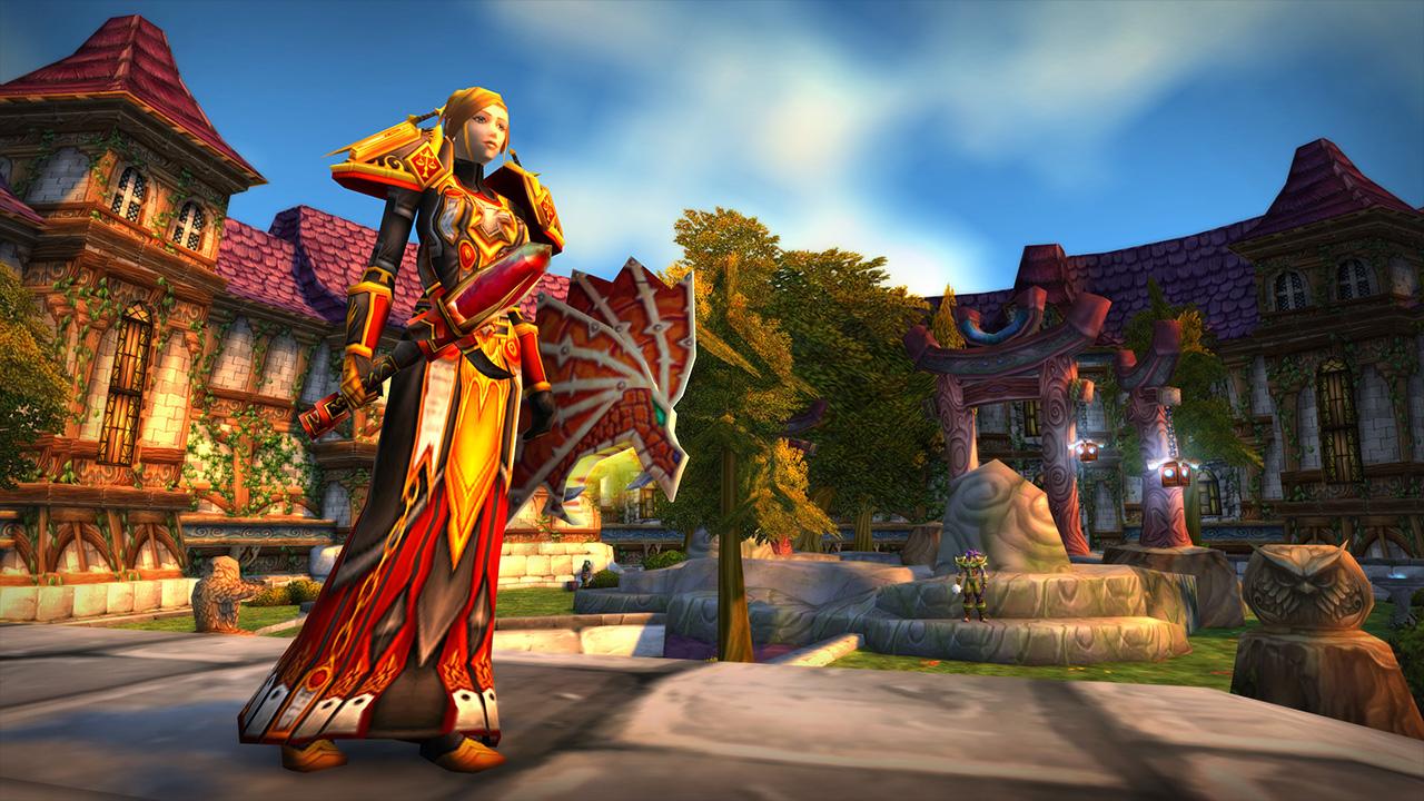 Använd ett visst vapen för att träna dina vapenskills. Bildkälla: Blizzard Entertainment