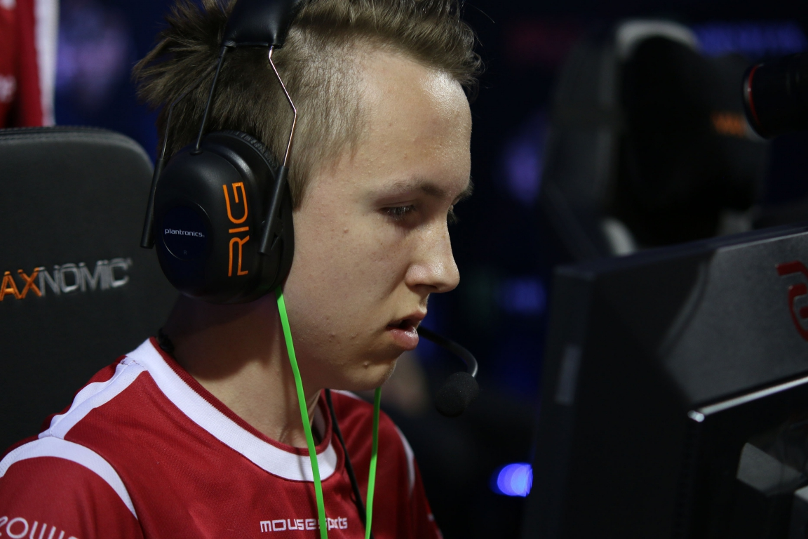 ropz playing for mousesports