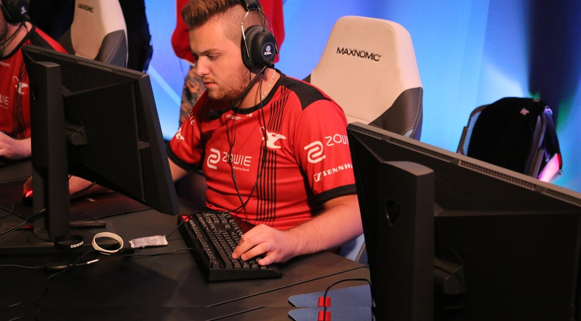 NiKo's plays will not be a part of this weekend