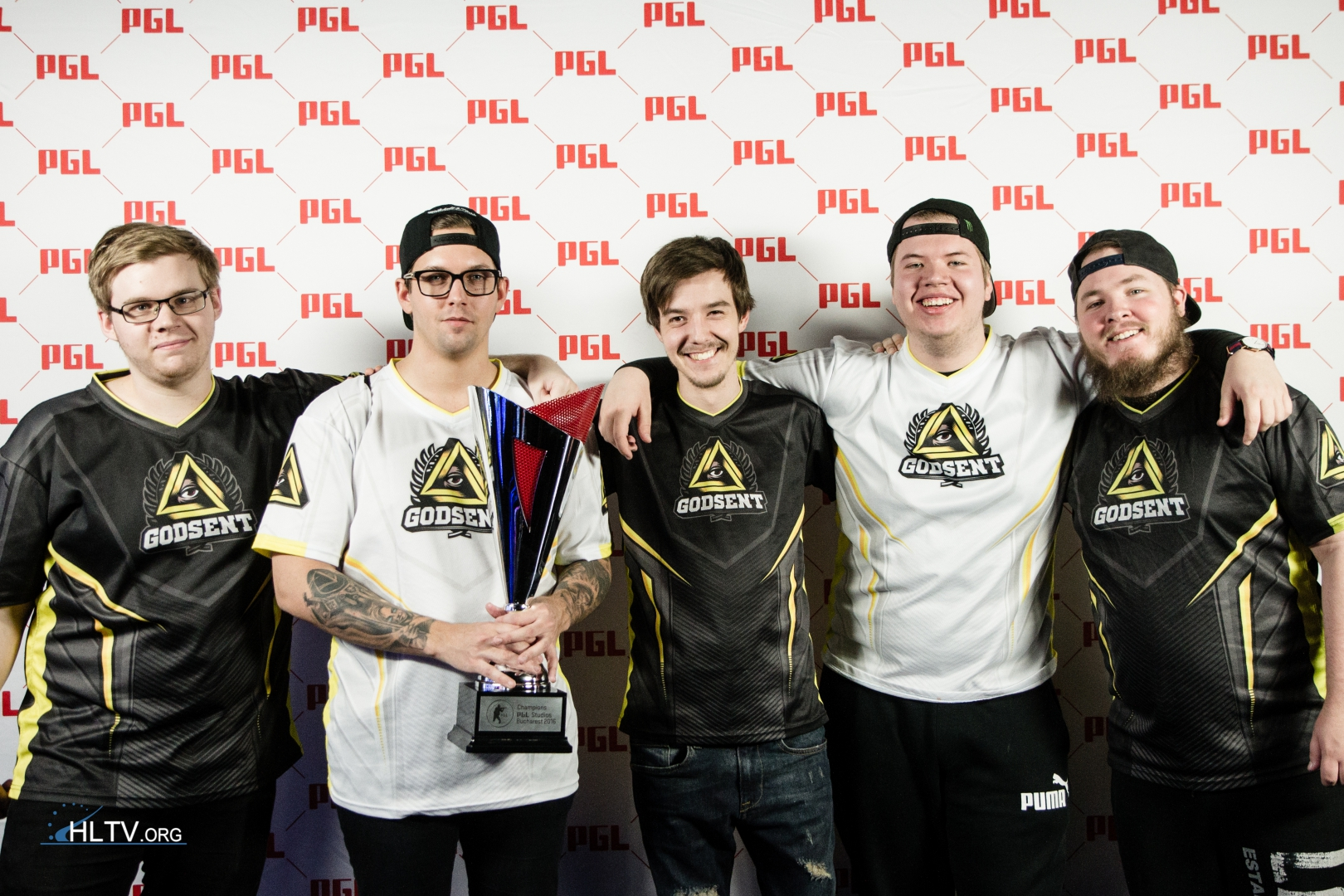 Godsent won the EU Minor.